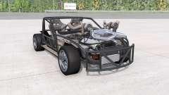 Ibishu 200BX Deathkart v1.5 pour BeamNG Drive