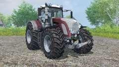 Fendt 936 Vario MoreRealistic für Farming Simulator 2013