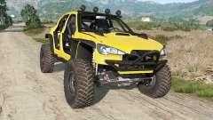 Hirochi Sunburst Rock Crawler v0.1 pour BeamNG Drive