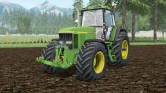 John Deere 7710&7810 may green für Farming Simulator 2015