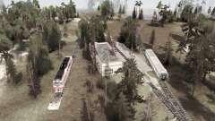 Test Railway pour MudRunner