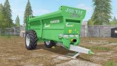 Joskin Tornado3 T6516-19V pour Farming Simulator 2017