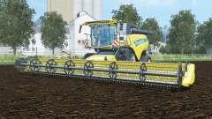 New Holland CR10.90 dandelioꞑ pour Farming Simulator 2015