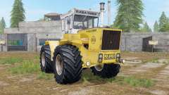 Raba-Steiger 250 minion yellow für Farming Simulator 2017