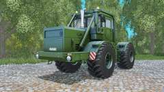 Kirovets K-700a variateur électronique vert olive foncé pour Farming Simulator 2015