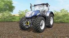 New Holland T7.290&T7.315 Blue Power pour Farming Simulator 2017