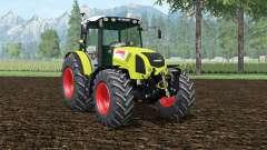 Claas Axos 330 key lime pie pour Farming Simulator 2015
