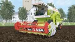Claas Dominator 88S key lime pie pour Farming Simulator 2015