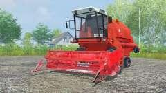 Bizon Rekord Z058 pour Farming Simulator 2013