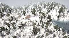 Dark Forest Snow für MudRunner