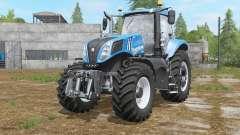 New Holland T8.320〡T8.380〡T8.435 pour Farming Simulator 2017