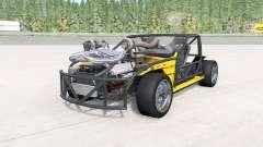 Ibishu 200BX Deathkart v1.3 pour BeamNG Drive