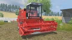 Bizon Super Z056 coral red pour Farming Simulator 2013