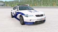 ETK 800-Series Chinese Police pour BeamNG Drive