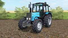 MTZ-Belarus 892.2 Farbe blau für Farming Simulator 2017