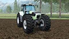 Deutz-Fahr Agrotron X 720 celadon pour Farming Simulator 2015