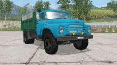ZIL-MMZ-554 couleur bleu pour Farming Simulator 2015