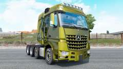 Mercedes-Benz Arocs 4163 SLƬ 2014 pour Euro Truck Simulator 2