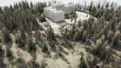 Coupe de forêts brûlées pour MudRunner
