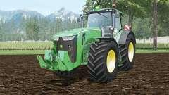 John Deere 8370R full cabine control für Farming Simulator 2015