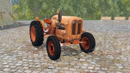 Fiat 311R pour Farming Simulator 2015