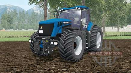 JCB Fastrac 8310 sapphire blue für Farming Simulator 2015