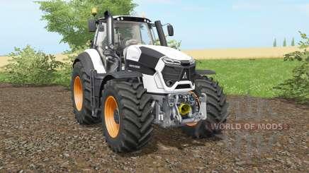 Deutz-Fahr 9290-9340 TTV Agrotroꞑ für Farming Simulator 2017