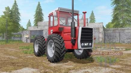 Massey Ferguson 1200 & 1250 pour Farming Simulator 2017
