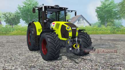 Claas Arion 620 peridot pour Farming Simulator 2013