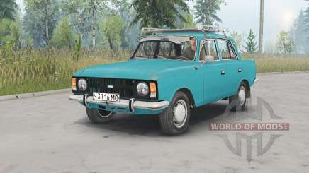 Moskvich-412ИЭ-028 pour Spin Tires