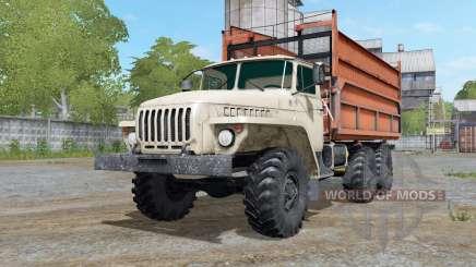 Ural-5557 Einem Landwirtschaftlichen Nickname für Farming Simulator 2017