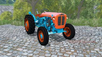 Lamborghini 1R giants orange pour Farming Simulator 2015