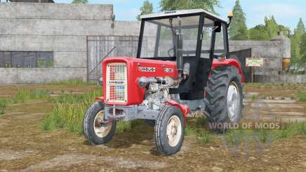 Ursus C-360 opening the door. windows. roof für Farming Simulator 2017