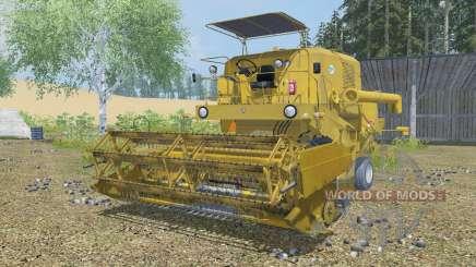 Bizon Super Z056 roncꞕi pour Farming Simulator 2013