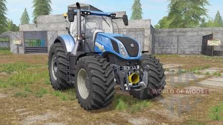 New Holland T7.290&T7.315 HeavyDuty für Farming Simulator 2017