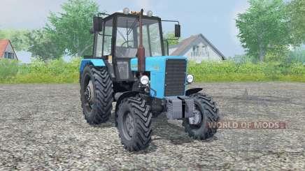 MTZ-82.1 Belarus MoreRealistic für Farming Simulator 2013