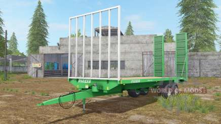 Joskin Wago-Loadeɽ pour Farming Simulator 2017