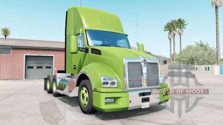 Kenworth T880 android green für American Truck Simulator