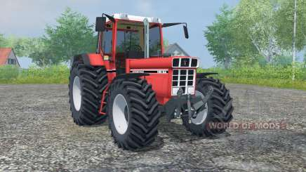 International 1455 XLA red orange pour Farming Simulator 2013