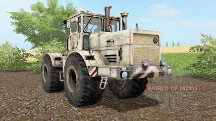 Kirovets K-701 rusty für Farming Simulator 2017