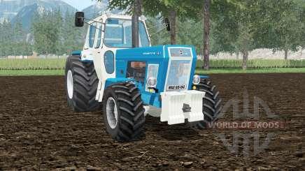 Fortschritt ZT 403 rich electric blue für Farming Simulator 2015
