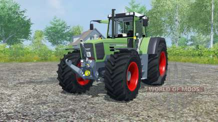 Fendt Favorit 824 Turboshiᶂƭ pour Farming Simulator 2013