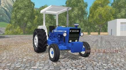 Ford 4600 true blue pour Farming Simulator 2015