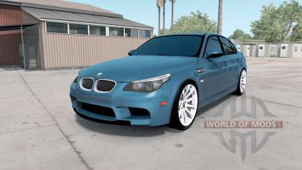 BMW M5 (E60) für American Truck Simulator