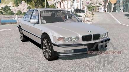 BMW 750iL (E38) 1999 für BeamNG Drive