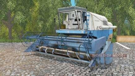 Fortschritt E 512 ball blue für Farming Simulator 2015