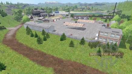 Tal Des Altai für Farming Simulator 2015