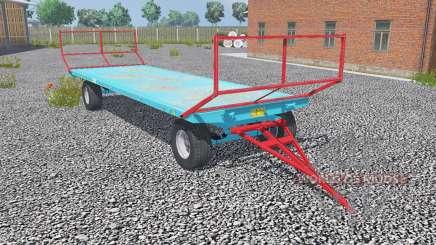 Lambert RBR 8 turquoise pour Farming Simulator 2013
