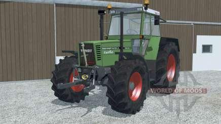 Fendt Favorit 615 LSA Turbomatik goblin für Farming Simulator 2013