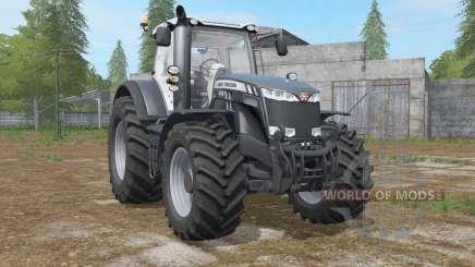 Massey Ferguson 8727〡8732〡8737 Black Edition pour Farming Simulator 2017
